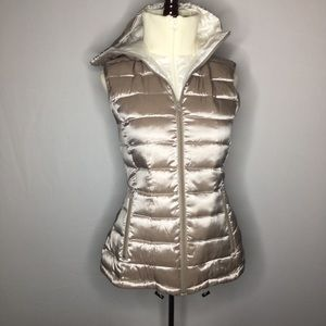 Bernardo Hoosedoen hooded Vest - xs/s new
